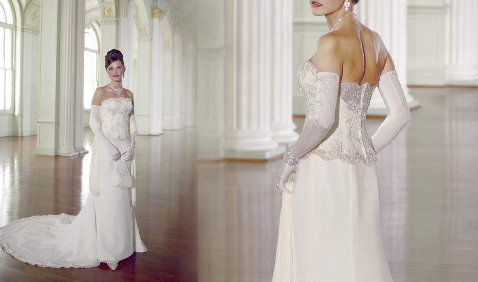 bbc6489b3115c BEAUTIFUL BRIDE クラシカルなウエディングドレス多数 大人気袖ありオフショルダーウエディングドレス 格安セール ...